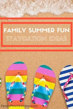 If you can't afford an elaborate family vacation this year, why not opt for a STAYCATION instead? Get some fun ideas to enjoy time together as a family -- without spending much (or if anything at all)! Saving Ideas, Money Saving Tips, Fun Ideas, Summer Ideas, Summer Recipes, Create A Budget, Easy Diy Crafts, Kid Friendly Meals, Ways To Save Money
