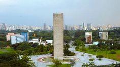 Campus de la Universidad de Sao Paulo (USP)