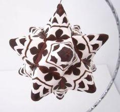 moravian star ornament