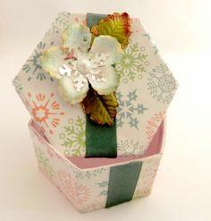Pretty gift box Tutorial  by:-Sybilline