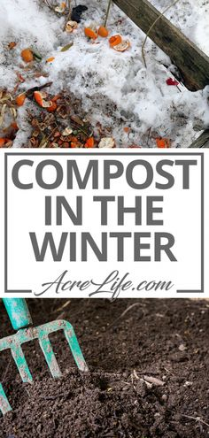 in the Winter - Acre Life Garden You can compost in the winter. You just have to keep your compost warm and insulated.You can compost in the winter. You just have to keep your compost warm and insulated. Raised Garden Bed Soil, Building A Raised Garden, Garden Compost, Garden Soil, Garden Fun, Garden Seeds, Organic Soil, Organic Gardening, Gardening Tips