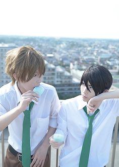 Nanase Haruka (kuryu - WorldCosplay) | Free! #cosplay #anime