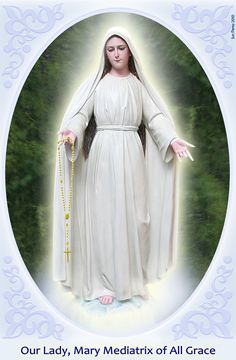Nossa Senhora Medianeira de Todas as Graças