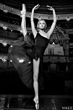 Patrick Demarchelier #danceroff-duty #milly