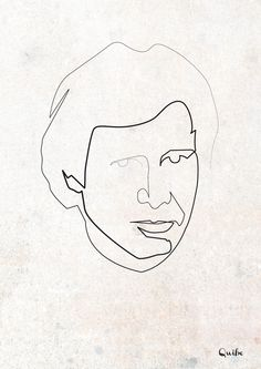 One line Han Solo