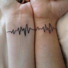 ❤️ #tattoosforgirls #tatuajes #tattoos #tatuajesparaparejas #couplestattoos