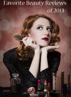 Favorite Beauty Reviews of 2013 - #beautyreview #makeup #beautyproducts #bestofbeauty #phyrra - bellashoot.com