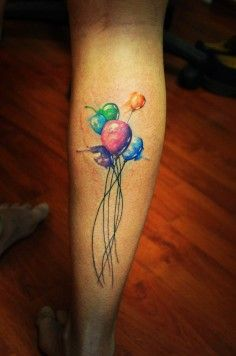 Amazing watercolor tattoos: Ideas for your next watercolor tattoo from Susan