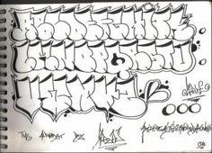 118 Best Paint Images Fonts Graffiti Alphabet Graffiti Lettering