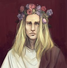 Marius and the Flowers