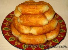 Дрожжевое тесто для жареных и печеных пирожков