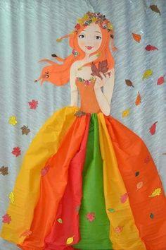 Fish Crafts, Diy And Crafts, Crafts For Kids, Arts And Crafts, Paper Crafts, Autumn Crafts, Autumn Art, Kindergarten Crafts, Preschool Activities