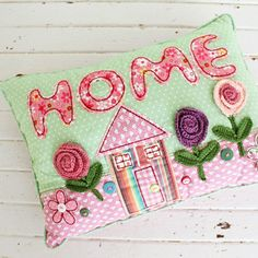 Home Pillow - Cottage Industry Shop