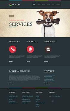 Pet Services Joomla Template