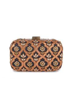 Accessories - Clutches - The Muslin Bag - via WedMeGood Cluch Bag, Wedding Wishlist, Bridal Clutch, Muslin Bags, Other Accessories, Purses And Bags, Sunglasses Case, Paisley, Coin Purse