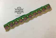 Saree Belt, Saree With Belt, Lace Saree, Saree Blouse, Half Saree Designs, Blouse Designs, Maggam Work Designs, Waist Belts, Hand Work Blouse Design
