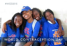 World Contraception Day #WCD2015