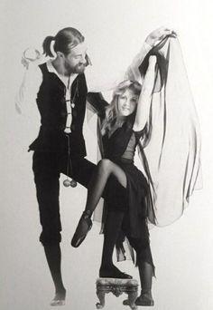 Stevie and Mick Pop Rock Music, Buckingham Nicks, Gypsy Moon, Stevie Nicks Fleetwood Mac, Women Of Rock, Piano Man, Lady And Gentlemen, Music Stuff, Role Models