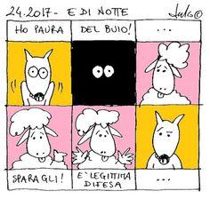 FULVO IL LUPO & Co. - La società animale: 24.2017 - E DI NOTTE