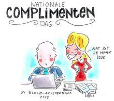 complimenten dag