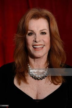 Stephanie Powers attends The 2012 British Soap Awards at ITV Studios on April 28, 2012 in London, England.