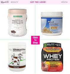 11 Best Protein Powders For Women To Lose Weight & Tone Up