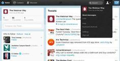 How to Set Up Your New Twitter Account 10 of 21  Personalize by changing the settings