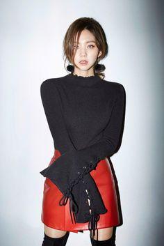 Lee Chae Eun - November 29 2016 3rd...