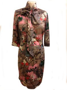 Dressfactor silk dress