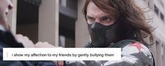 if this is true, Steve lied - he does like bullies