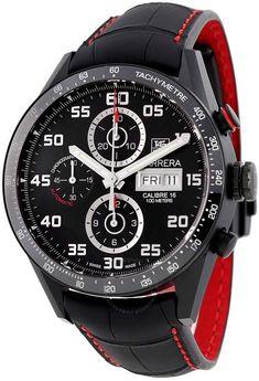 Tag Heuer Carrera Chronograph Automatic Men s Watch CV2A81.FC6237 b6bf731be63