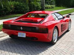 Ferrari Testarossa Millionaire Dating with a Supercar Touch SupercarDating.com in The Mirror UK news #supercardating #millionairedating
