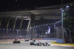 Witness the cars negotiate the first three turns of the track with the prime seats at the Turn 2 grandstand