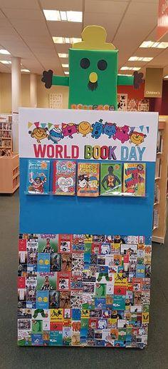 World Book day Display