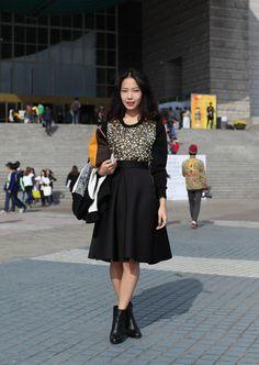 Choi Hey, Seoul Fashion Week