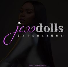 Jess Dolls Logo designed by DT Webdesigns