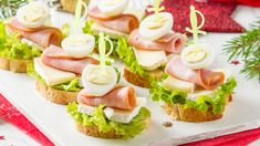 Canapes Recipes, Appetizer Recipes, Deli Platters, Tapas, Vancouver Food, Mini Sandwiches, Save On Foods, Brunch Buffet, Party Finger Foods