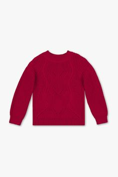 Discover the latest fashion! Jumper now at the C&A online shop – Fast delivery✓ Top quality✓ Great prices✓ Jumper, Men Sweater, Feel Good, Latest Fashion, Pullover, Pattern, Sweaters, Red, Shopping