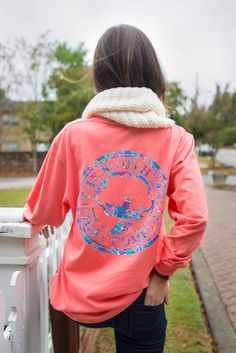 Fall in love with florals, and get your #SouthernShirt Floral Logo tee today!