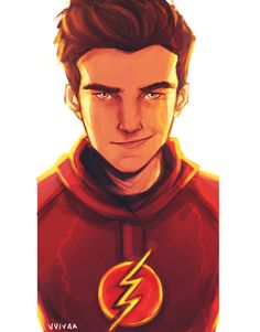 Barry Allen- The Fastest Man Alive - The Flash