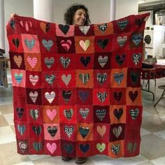 Come see this blanket and learn more ABOUT CRISPINA