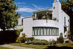 Decopix - The Art Deco Architecture Site - Art Deco & Streamline Moderne Houses
