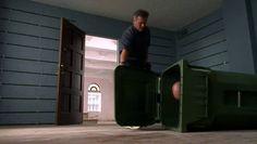 "Burn Notice 2x10 ""Do No Harm"" - Sam Axe (Bruce Campbell) & Todd (Graham Shiels)"