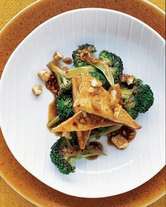 """See the """"Tofu and Broccoli Stir Fry"""" in our Asian Vegetarian Recipes gallery"""