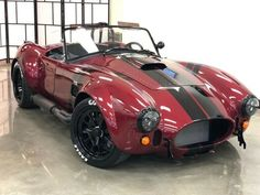 Shelby Cobra Replica, 1965 Shelby Cobra, 427 Cobra, Cobra Kit Car, Ford Mustang Gt500, Ford Mustangs, Factory Five, Amazing Cars, Awesome