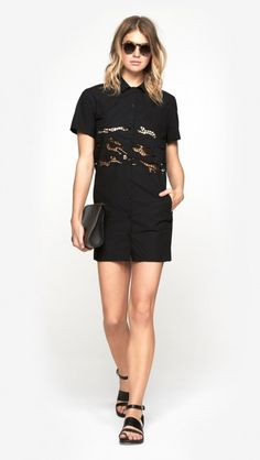 Cut Out Dress by Carven