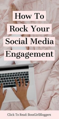 How to rock your social media engagement. How to grow your social media with soc… - business marketing ideas Plan Marketing, Social Media Marketing Business, Digital Marketing Strategy, Marketing Quotes, Content Marketing, Marketing Strategies, Inbound Marketing, Marketing Tools, Social Media Trends