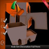 Oriental Arab Mesh 54 impact Full Perm