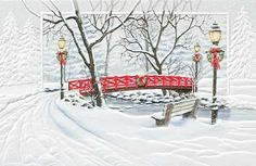 Preview image for product titled: Red Bridge Crossing