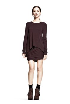 T by Alexander Wang | Fall 2011 Ready-to-Wear Collection | Style.com